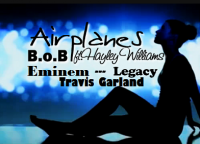 Airplanes - B.o.B Ft. Hayley Williams , Eminem ,Legacy,Travis Garland (Lethietlong Mashup)