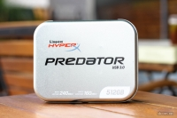 Trên tay USB 3.0 Kingston HyperX Predator 512GB